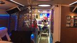 הפקות טלוויזיה - ימי צילום באוטובוס מפואר